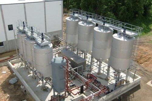 Hygienisierer Biogas