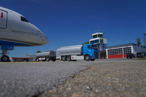 Treibstofftransporte