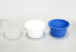 Disposable medical cups