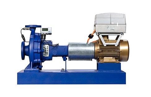 KSB-SuPremE Motoren
