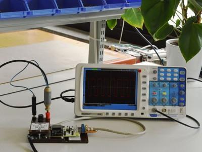 Elektronik Prüfung