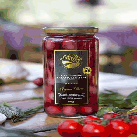 Kalamata Table Olives