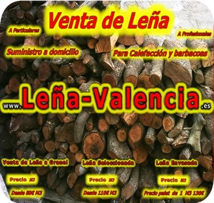Leña Valencia