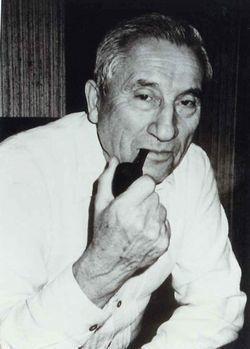 Firmengründer Hans Rauch