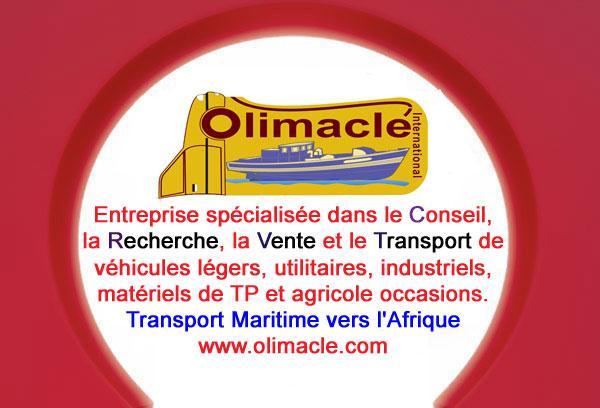 Entreprise spécialisée dans la Recherche – Achat - Vente -Transport & Logistique des véhicules légers, utilitaires, industriels, matériels de TP et agricole neuf ou occasion. IMPORT-Export