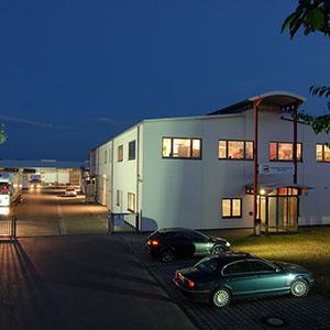Rappenglitz Firmengebäude