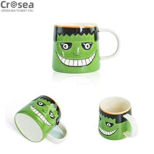 3D Custom Hulk Character Coffee Ceramic mug