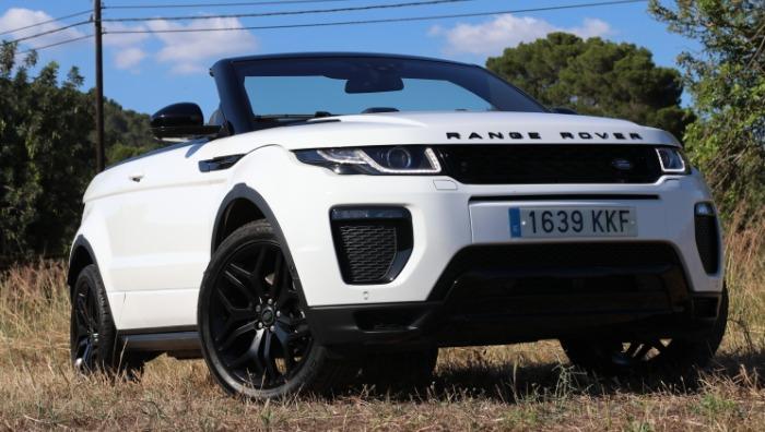 Land Rover Range Rover Evoue 2018