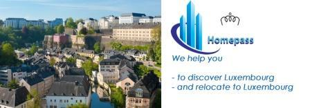 Homepass to discover and relocate to Luxembourg