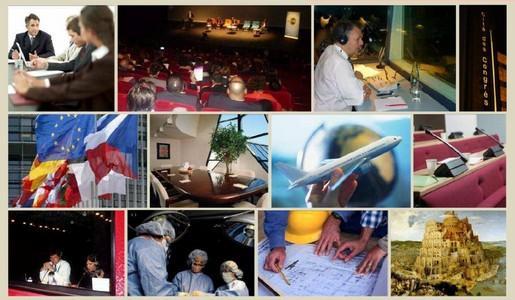 Congrès, séminaires, réunions de travail, visites sur site, salons