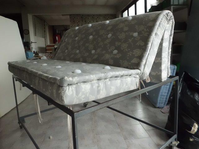 materasso antisfondamento per divani con scelta di altezza e duezza seduta e schienale