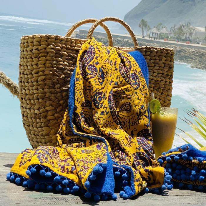 BALYY Batik Pareo from Fashion4Wellness