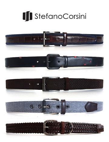 Stefano Corsini Elegant belts