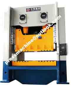 double cranks press machine