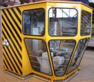 Making cabs electric bridge cranes
