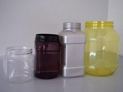 Fabricant d'emballages en pet pour les produits pharmaceutiques
