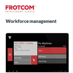 The Workforce management module allows you to dispatch jobs/tasks to your drivers in an easyand effective way. Then, track these jobs in real time as each one progresses.