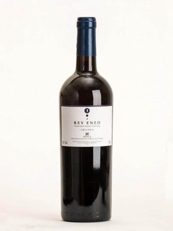 RED WINE D.O. RIOJA CRIANZA. SPAIN.AGED IN OAK BARREL 12 MONTHS