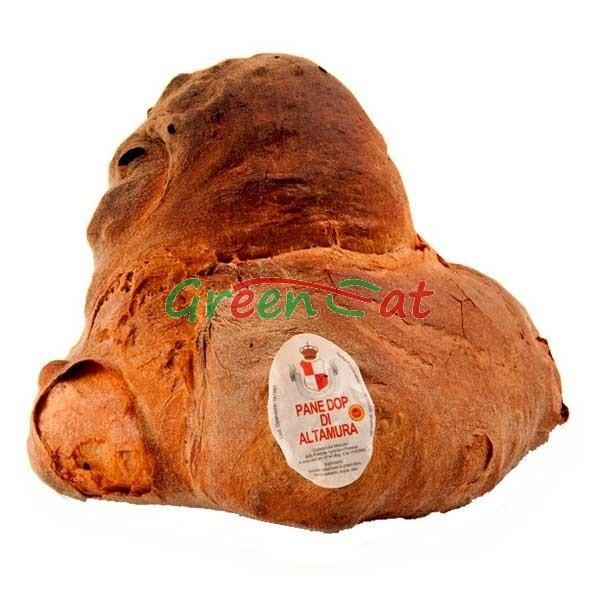 vendita online pane DOP di altamura con semola rimacinata di grano duro e lievito madre naturale, cotto in forno a legna
