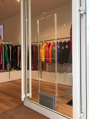 Fashion Retail EAS Solution