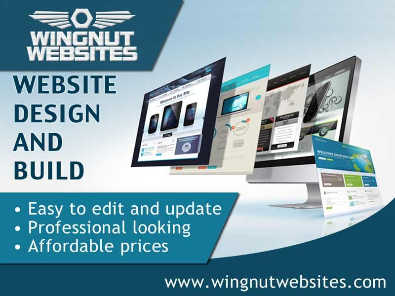 Wingnut websites design and build websites for local businesses.  Based on the Surrey/Hampshire, ou websites are search engine friendly and easy to edit.