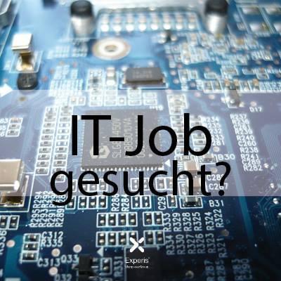 Stellenangebot - Experis Personalberatung Wien.