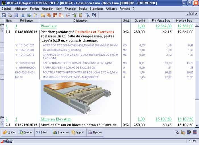 le logiciel de gestion des pros du bâtiment.