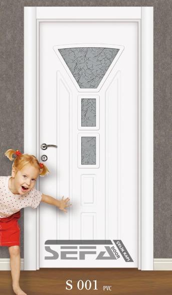 S001 PVC INTERIOR DOOR