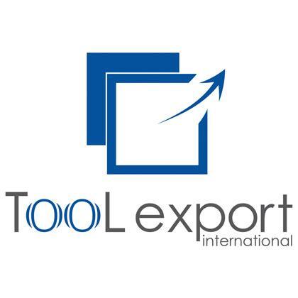 La société Tool Export international a confié la création de son identité visuelle à notre agence. Voici le résultat du travail de création en image !