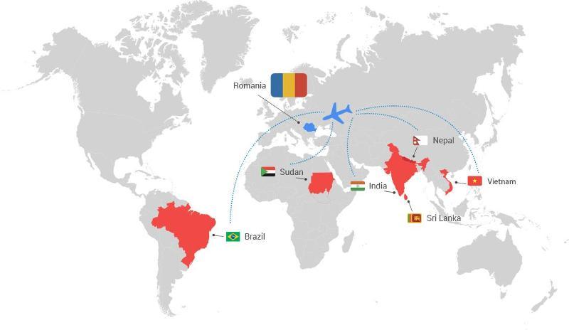 Navon Jobs countries