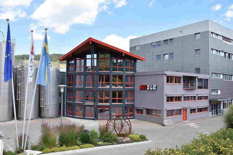 Firmensitz in Bernau