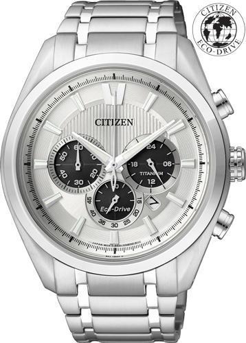 Collezione:  Crono Supertitanio 4010 Orologio:   uomo Referenza:  CA4010-58A Marchio:     Citizen