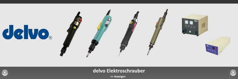 delvo - Elektroschrauber