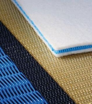Auswahl von hochwertigen Produkten der Filztuchfabrik Rodewisch GmbH
