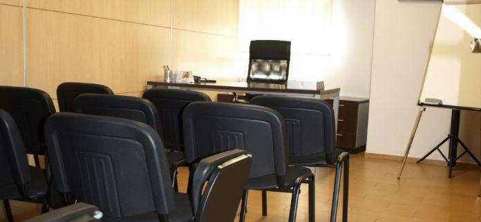 Salas de reunión y formación