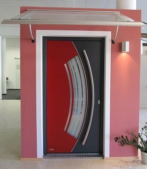 Individual door-panels for entrance-doors and Garage-doors.