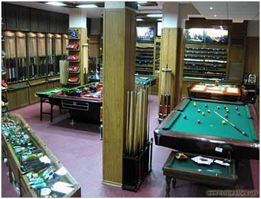 Billiard Shop