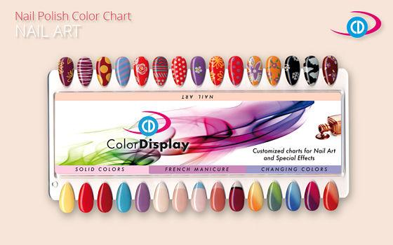 Don't give up your colour charts for the boldest and most sophisticated designs. Nail Art, Special glitters, French manicure, magnetic effect,...