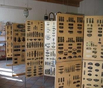 Wir haben eine tolle Ausstellung mit nahezu allen unseren Produkten