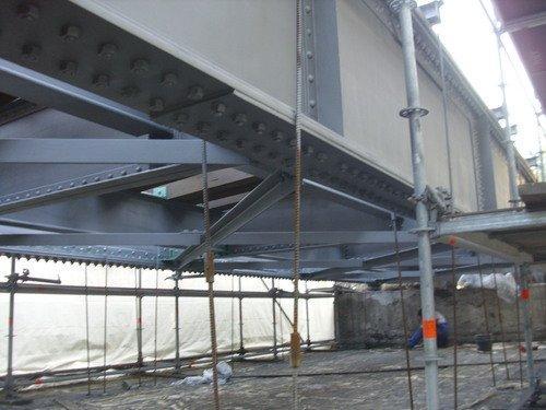 Korrosionsschutz Brücke