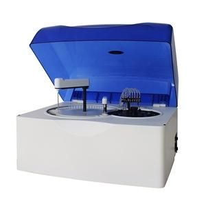 Ultra compact automatic analyzer. It is ideal for small size wine laboratories.