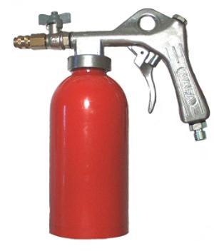 Hohlraum-Druckbecherpistole B617K - Profi Hohlraumversiegelung - Hervorragende Dosierung für Luft und Material-Hohlraumversiegelung und andere dickflüssige Medien
