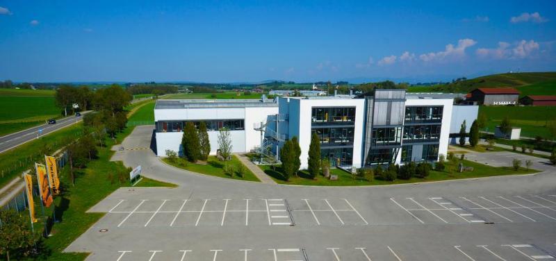 Firmensitz in Unterthingau