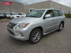 Lexus LX 570 for export
