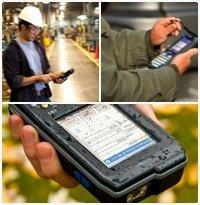 Mobile Datenerfassung-MDE
