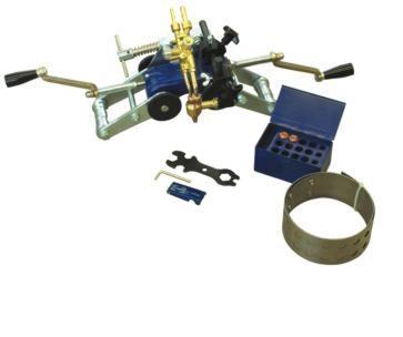 Pipe-Cutting Machine 'Zinser'