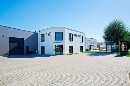 Firmengebäude BIK TEC