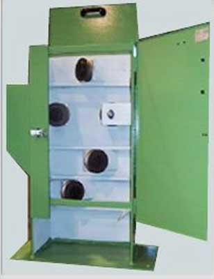 O.M.F. si occupa di scagliatura meccanica dalla sua nascita con prodotti semplici ma funzionali