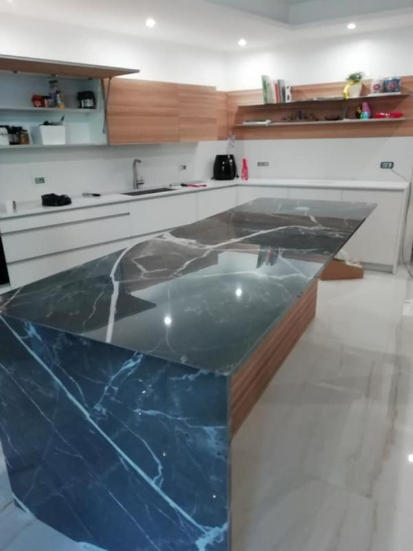 ITALIAN DESIGN CUTTING top per cucine