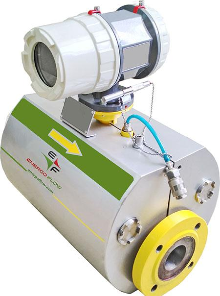 Energoflow GFA-202 Flow Meters can be used as part of metering units of gas distribution points, industrial enterprises and communal service installation.